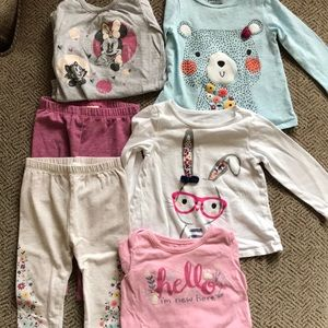 Girls 9 month Bundle